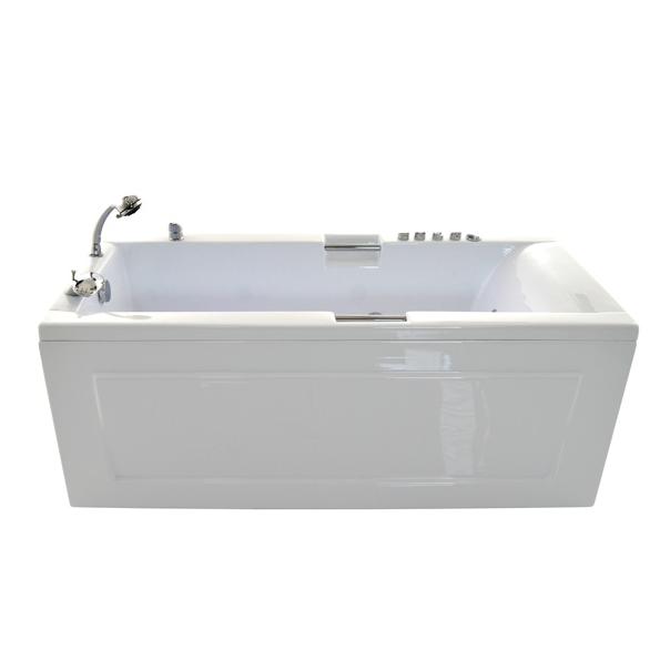 Акриловая ванна Александрия Экстра (Тритон) 160x75