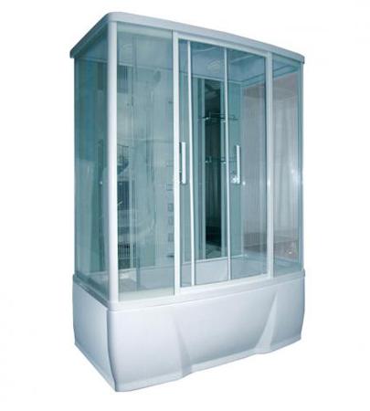 Душевая кабина  Альфа (Тритон) 150x85