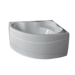 Акриловая ванна Amadis L (Kolpa-San) 160x100 левая + панель