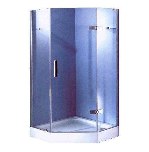 Душевой уголок TS-025 (Appollo) 100x100