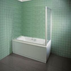 APSV-70 Боковая часть 70 см к шторке на ванну профиль белый Rain