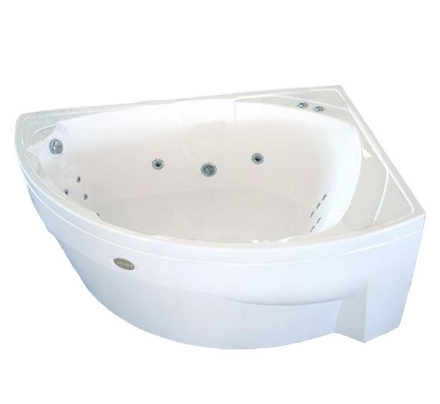 Астория-Стандарт-Chrome R Ванна акриловая 1680*1200 г/м+сп/м+слив-перелив+экран