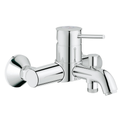 Смеситель для ванны BauClassic (Grohe) 32865000