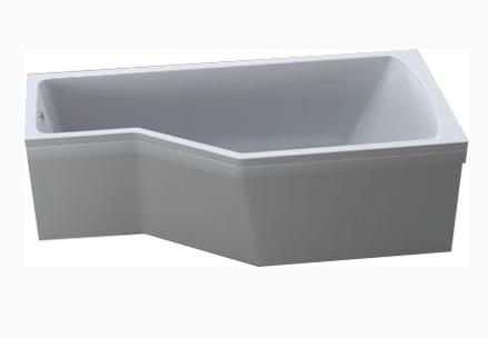 BeHappy Передняя панель А для ванны 160 левый