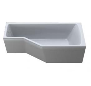 Акриловая ванна BeHappy (Ravak) 170*75 левая