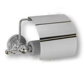 Brillante Держатель для туалетной бумаги с крышкой
