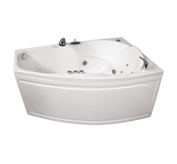 Акриловая ванна Бриз Экстра (Тритон) 150x95 левая