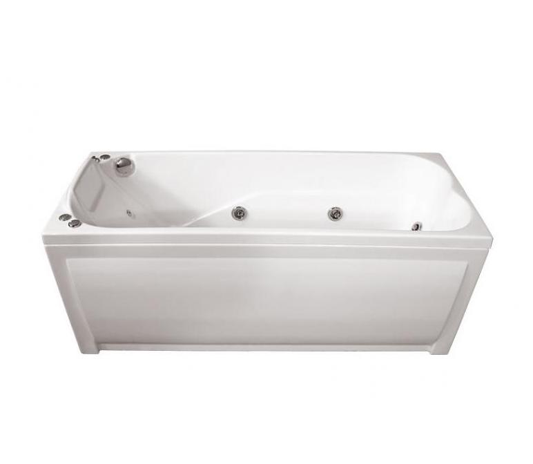 Акриловая ванна Чарли Экстра (Тритон) 150x70