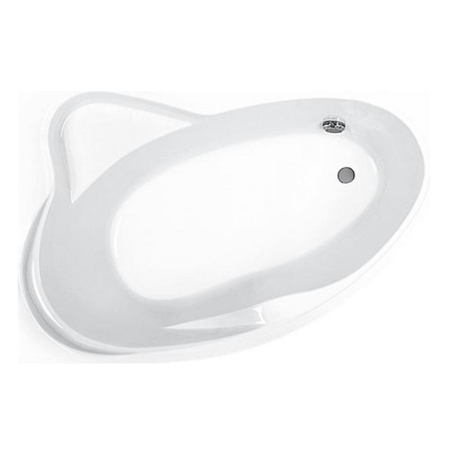 Акриловая ванна Constance (Jika) 170*115 левая