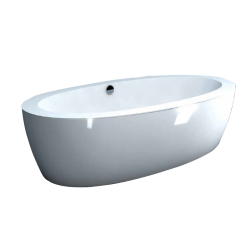 CORSICA Ванна 2040x1100x610 мм