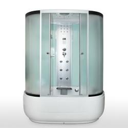Душевая кабина Z22 (Domani-Spa) 150x85 белые стенки