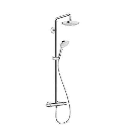 Душевая стойка Showerpipe Croma Select E180 (Hansgrohe) 27256400