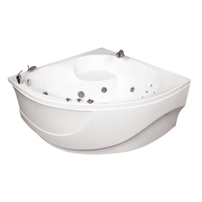 Акриловая ванна Эрика Экстра (Тритон) 140x140