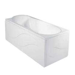 Чугунная ванна Floreana (Jika) 160*75