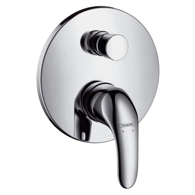 Смеситель для ванны Focus E (Hansgrohe) 31744000