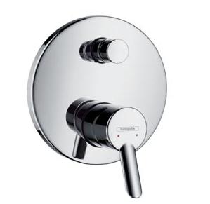 Смеситель для ванны Focus S (Hansgrohe) 31743000