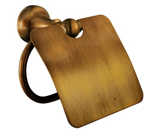 Gialetta Бумагодержатель закрытый бронза