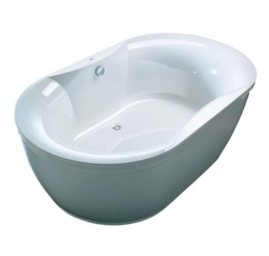 Акриловая ванна Gloriana (Ravak) 190x110 правая + каркас