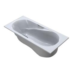Чугунная ванна Haiti (Roca) 170*80 с ручками