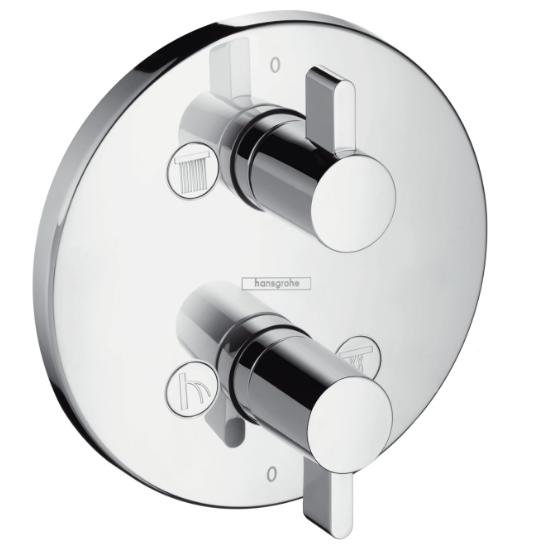 IControl Смеситель с запорным и переключающим вентелем