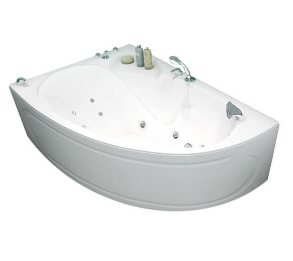 Акриловая ванна Изабель New (Тритон) 170x100 правая