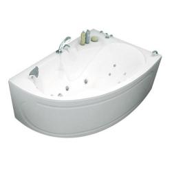 Акриловая ванна Изабель New (Тритон) 170x100 левая