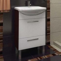 JIKA/Раковина 50 см, Verano, д/установки в мебель