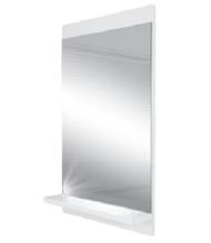 JIKA/Зеркало с полочкой Verano, 48*85 см, белый