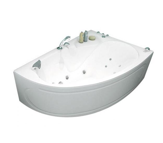 Акриловая ванна Кайли New (Тритон) 150x100 левая