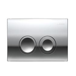 Комплект Duofix Plattenbau с клавишей Delta 21хром, с крепежами 50 см