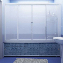 Купе штора на ванну 1,49 капли