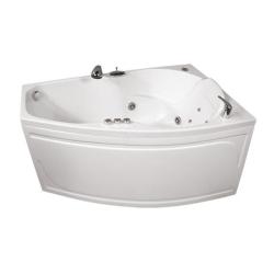 Акриловая ванна Лайма Экстра (Тритон) 160x95 левая