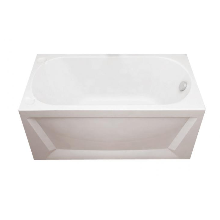 Акриловая ванна Лу-Лу Экстра (Тритон) 130x70