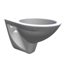 Подвесной унитаз Lyra (Jika) 8.2137.2 без сиденья