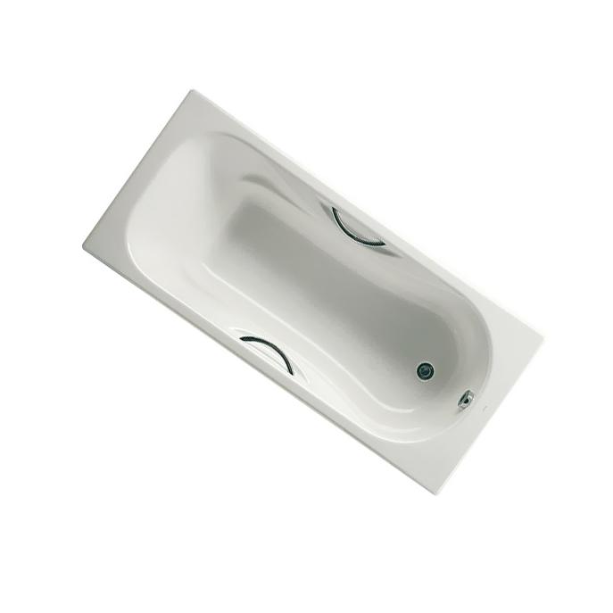 Чугунная ванна Malibu (Roca) 170*75 с ручками
