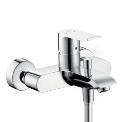 Смеситель для ванны Metris (Hansgrohe) 31480000