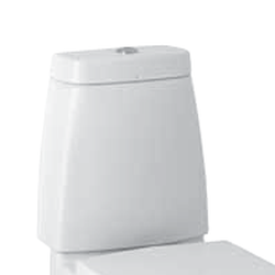 MIO Бачок Scandic Dual Flush нижн. подвод воды