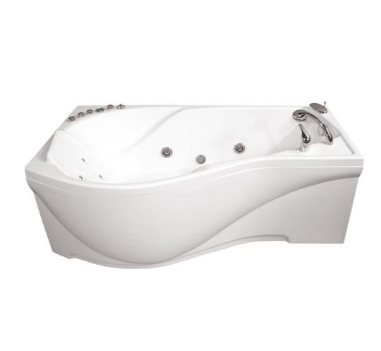 Акриловая ванна Мишель Экстра (Тритон) 170x96 правая