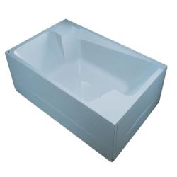 Акриловая ванна Nabucco (Kolpa-San) 190x120 + панель