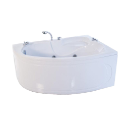 Акриловая ванна Николь New (Тритон) 160x100 левая