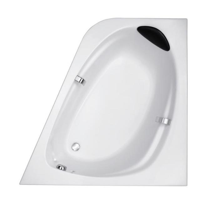 Акриловая ванна Micromega Duo (Jacob Delafon) 140*140