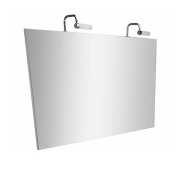 Odeon Up Зеркало прямоугольное /120х65х4/