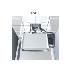 OVO-T WHITE Универсальное сиденье для душа