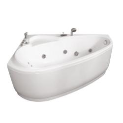 Акриловая ванна Пеарл-Шелл  Экстра (Тритон) 160x104 правая