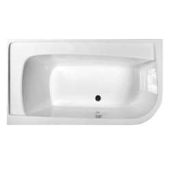 Акриловая ванна Praktik (Ravak) 175*85 правая