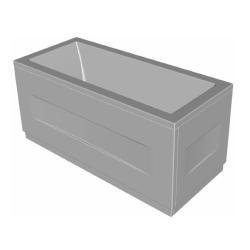 Акриловая ванна Rapido (Kolpa-San) 170x75