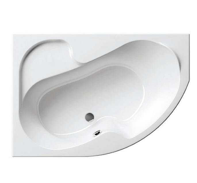 Акриловая ванна Rosa I (Ravak) 140*105 левая