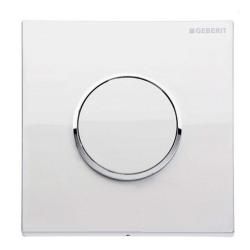 Sigma 01  ручной пневмопривод смыва  для писсуара Samba хром глянцевый