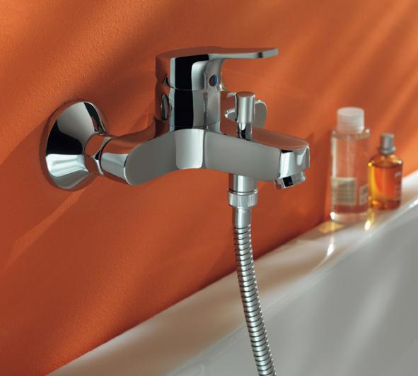Slimline II Смеситель для ванны