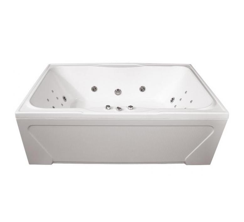 Акриловая ванна Соната Экстра (Тритон) 170x70
